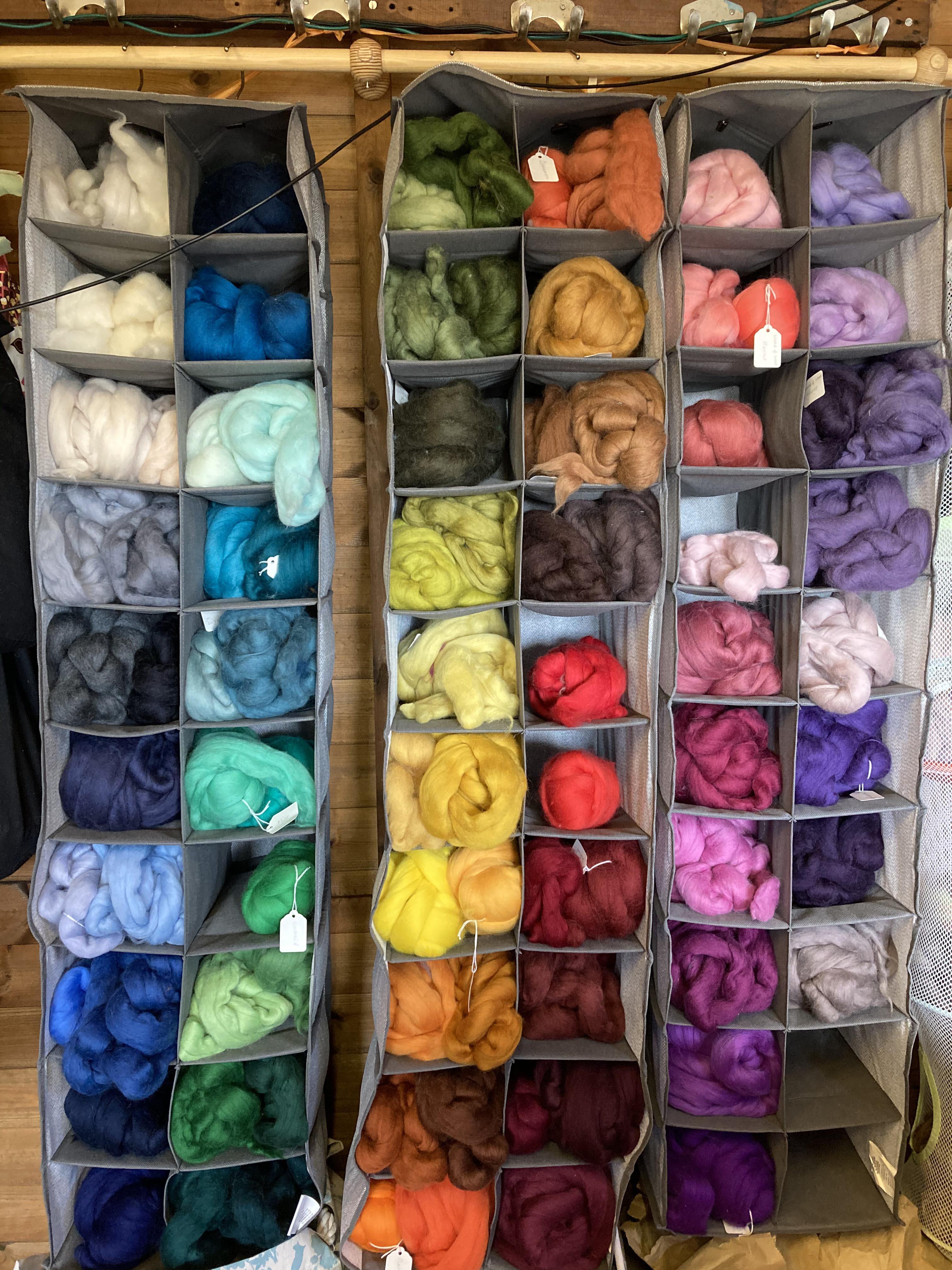 Studio Wool Storage